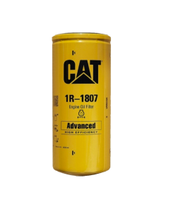 Engine oil filter Cat R1807