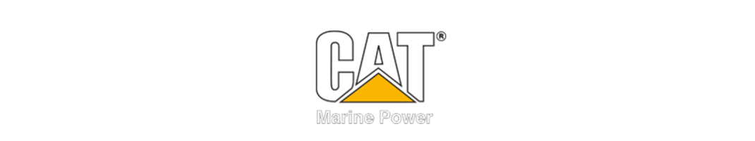 Engine Cat Marine
